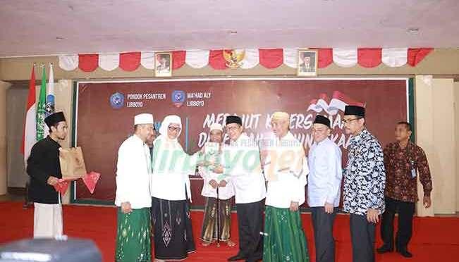 Ngaji Konstitusi bersama Menteri