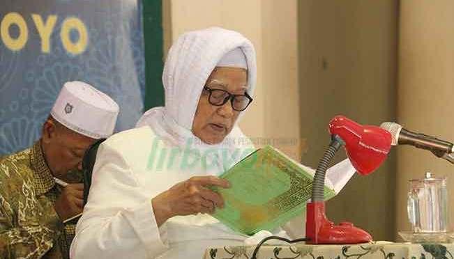 Dawuh KH. M. Anwar Manshur Untuk Para Perempuan