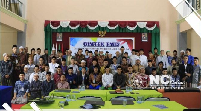 Asosiasi Ma'had Aly Indonesia (AMALI) Adakan Workshop Bimtek di Ma'had Aly Nurul Cholil