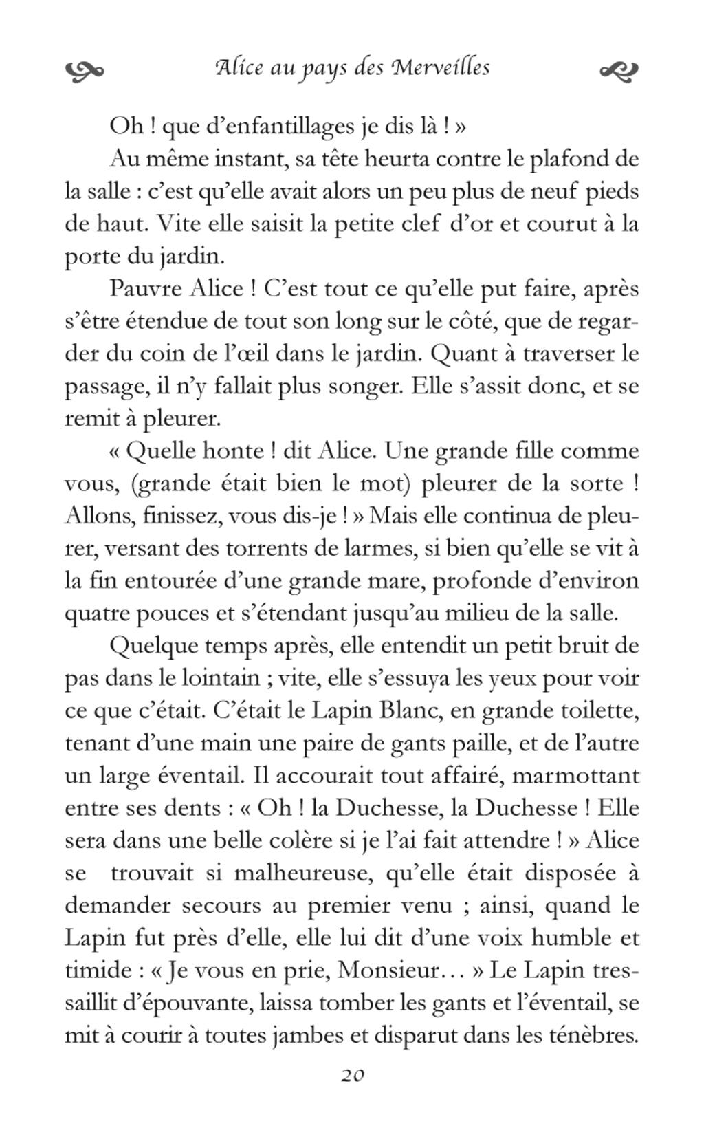 Alice Au Pays Des Merveilles Analyse Personnages : alice, merveilles, analyse, personnages, Alice, Merveilles, C'est, Partir
