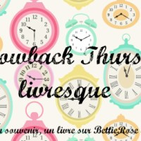 Throwback Thursday Livresque #34