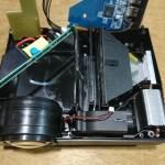 Amazonタイムセールで買った中国製プロジェクターをバラしてみました。