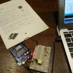 スイッチサイエンスのESPr Oneで iftttテストを行いました。