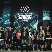 EXO - GROWL (Korean Ver) Lyric [rom-eng-indo]