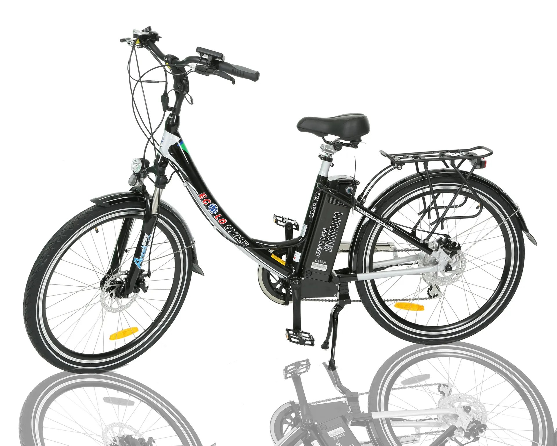 EcoloCycle Max S/E Electric Bicycle