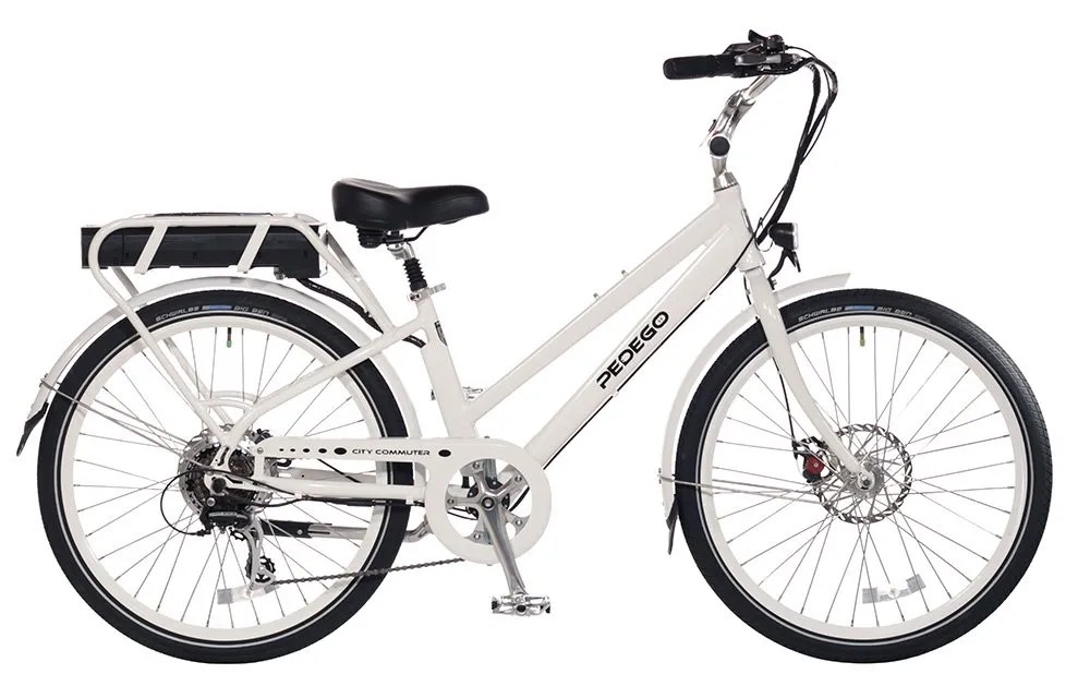 Pedego City Commuter Electric Bicycle