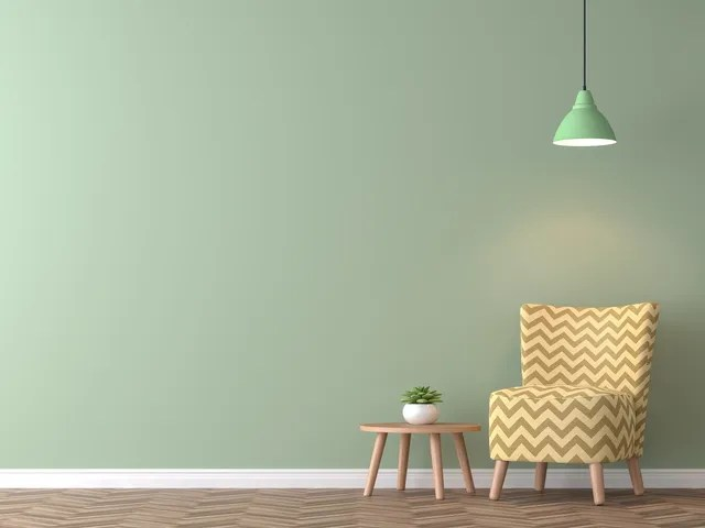 Green Paint To Liven Up Your Space