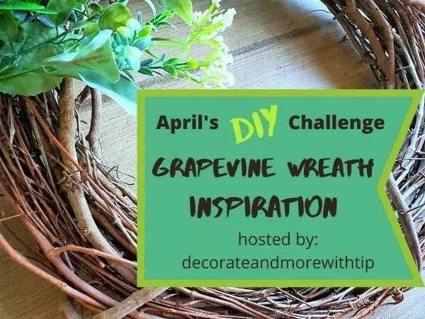 April's DIY Challenge