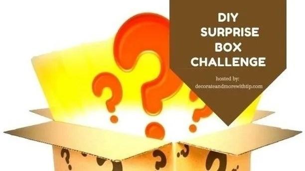 June DIY Surprise Box Challenge