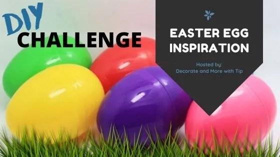 Diy Challenge Easter egg Inspiration
