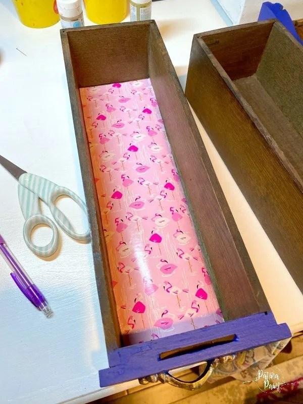 drawer liner, sewing machine drawer