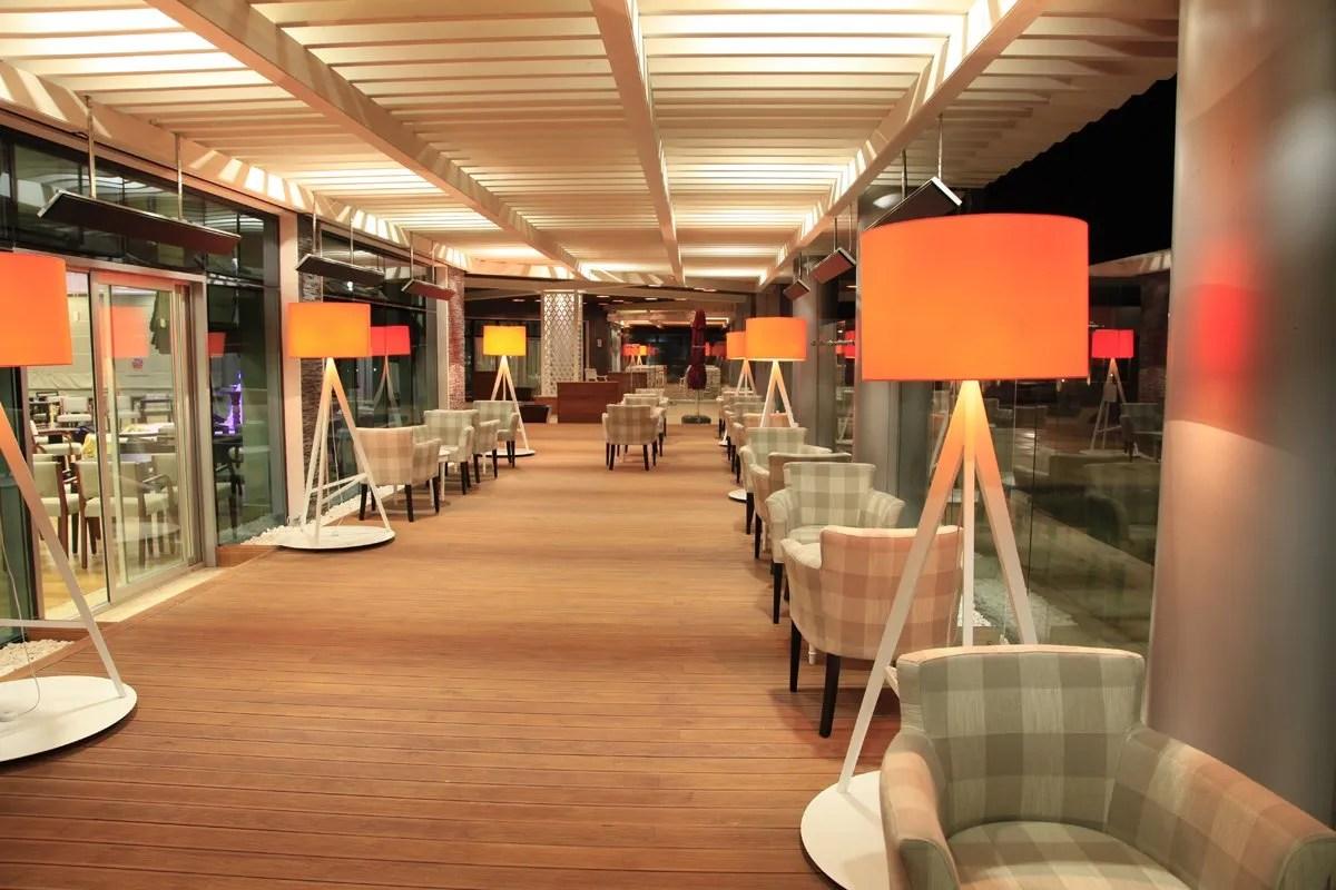 Kolin Hotel. Çanakkale. Türkiye | Restaurant