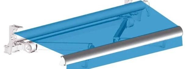 Nouvel Alliage Aluminium Haute Resistance Pour Profiles De Store Et Pergola