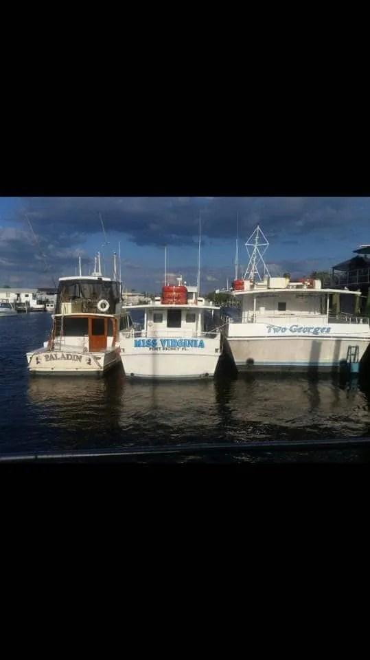 Boat - Deep Sea Fishing in Tarpon Springs, FL