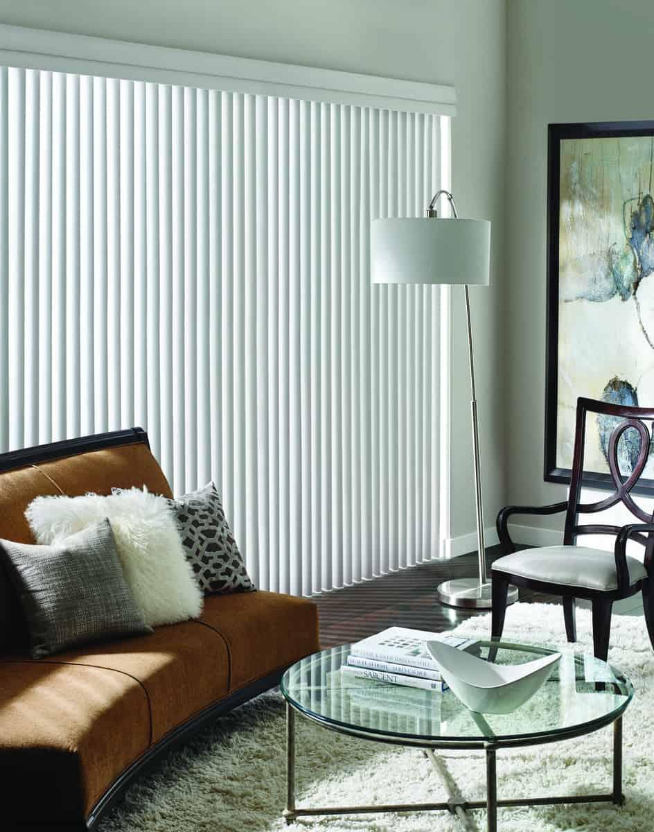 vertical blinds for sliding doors near