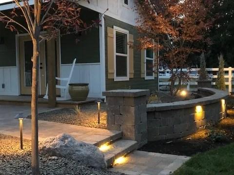retaining walls and blocks boise pavers