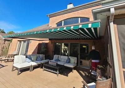 retractable porch covers in huntsville