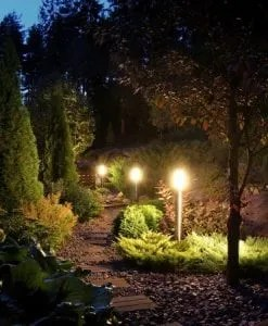 nightscapes outdoor lighting