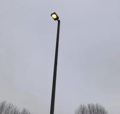 parking lot lights decatur il