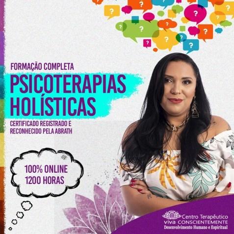 Curso de Psicoterapias Holísticas