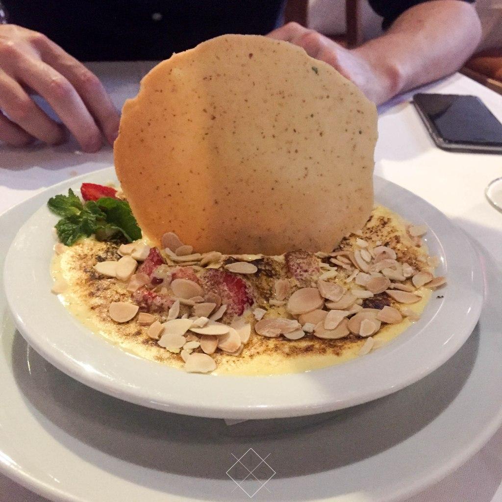 Italian Restaurant Vicolo Nostro-Dessert