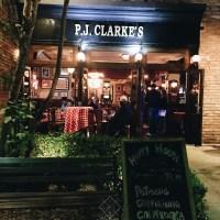 Jantar de Ação de Graças em SP: PJ Clarkes
