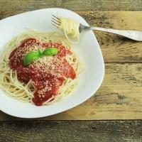 Almoço Saudável - sem glúten, sem açúcar, sem óleos e sem lactose.