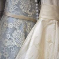 A entrega dos vestidos de noiva: antes tarde do que mais tarde!