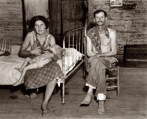 Walker Evans Great Depression