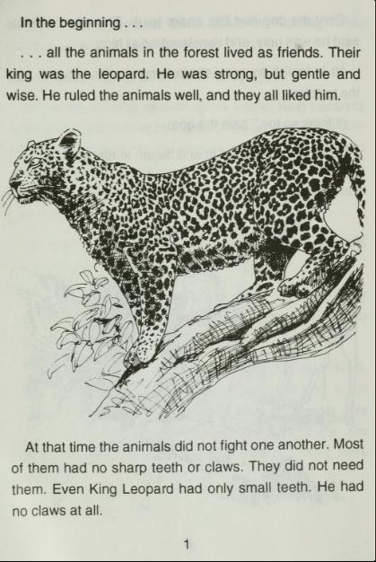 How Leopard Got His Claws · Multicultural and