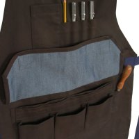The Woodwork Apron has arrived...