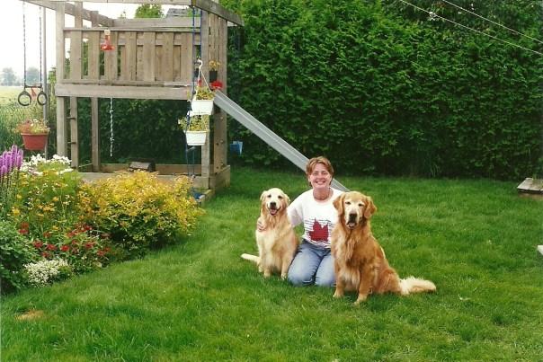 Julie Surf & Winger July 2000