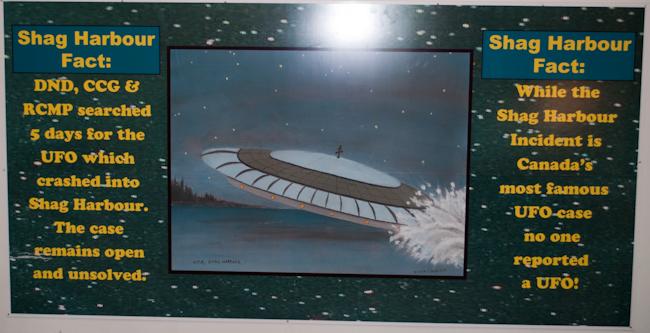 Shag Harbour UFO Museum