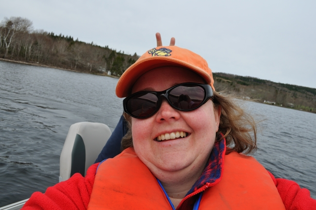 first boat trip of 2011