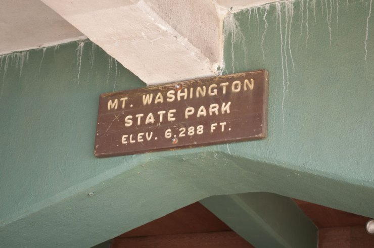 Mount Washington State Park