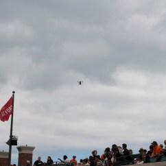 Remote chopper like camera