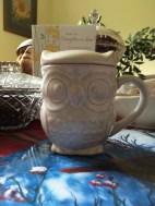 New owl mug.