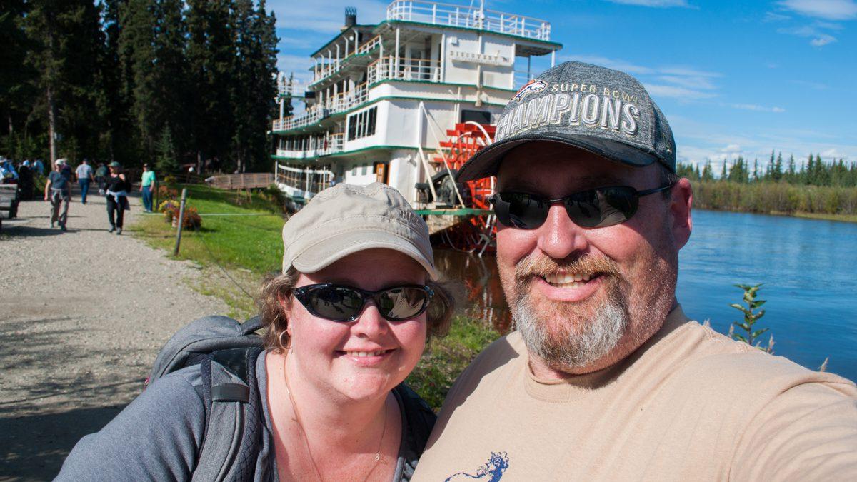 Our Fairbanks, Alaska long weekend adventure