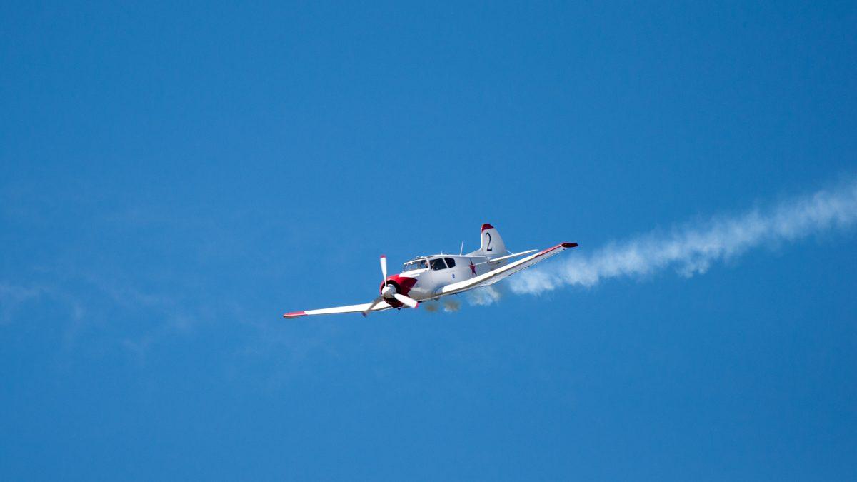 Dawson City's first Air Show