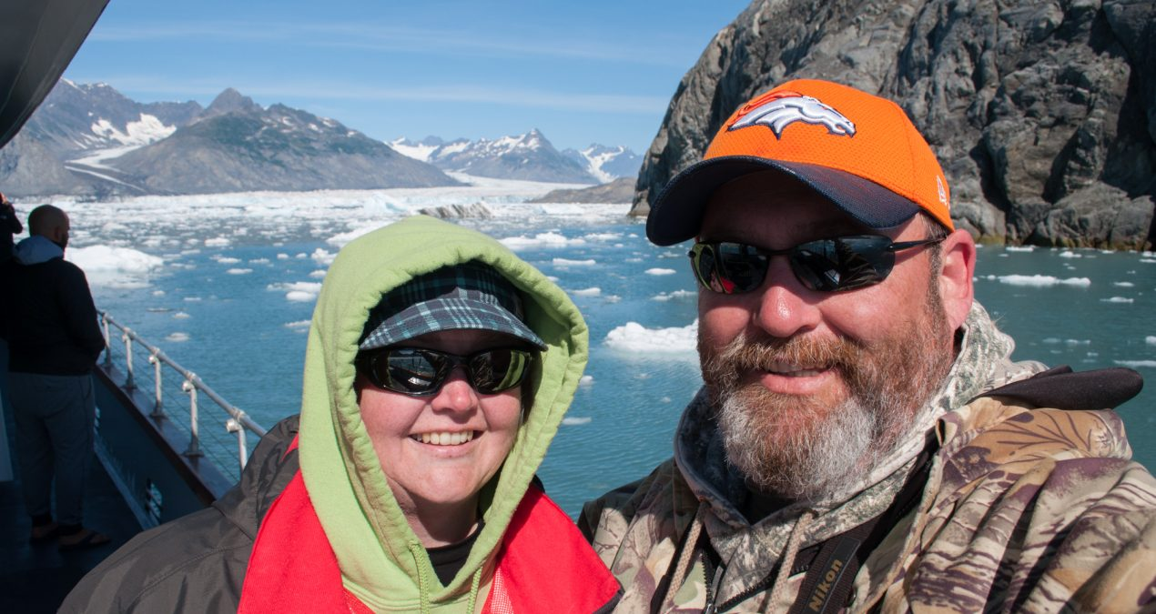 Alaska trip: Salmon fishing, relaxing, Valdez, and the Lu-Lu Belle