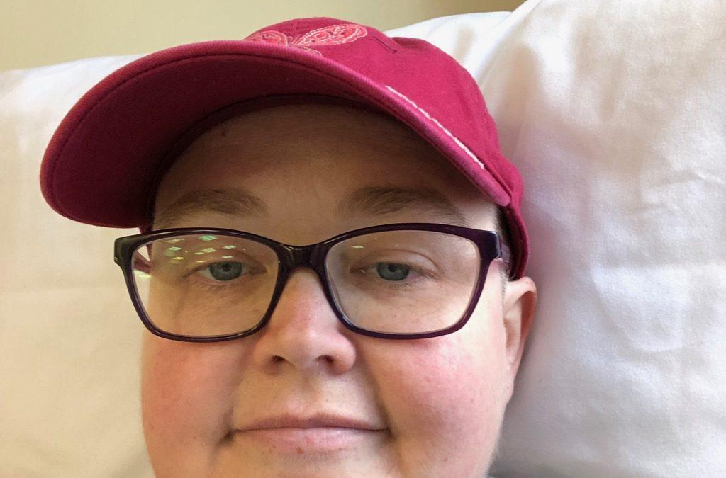 Chemo round #5, day 6