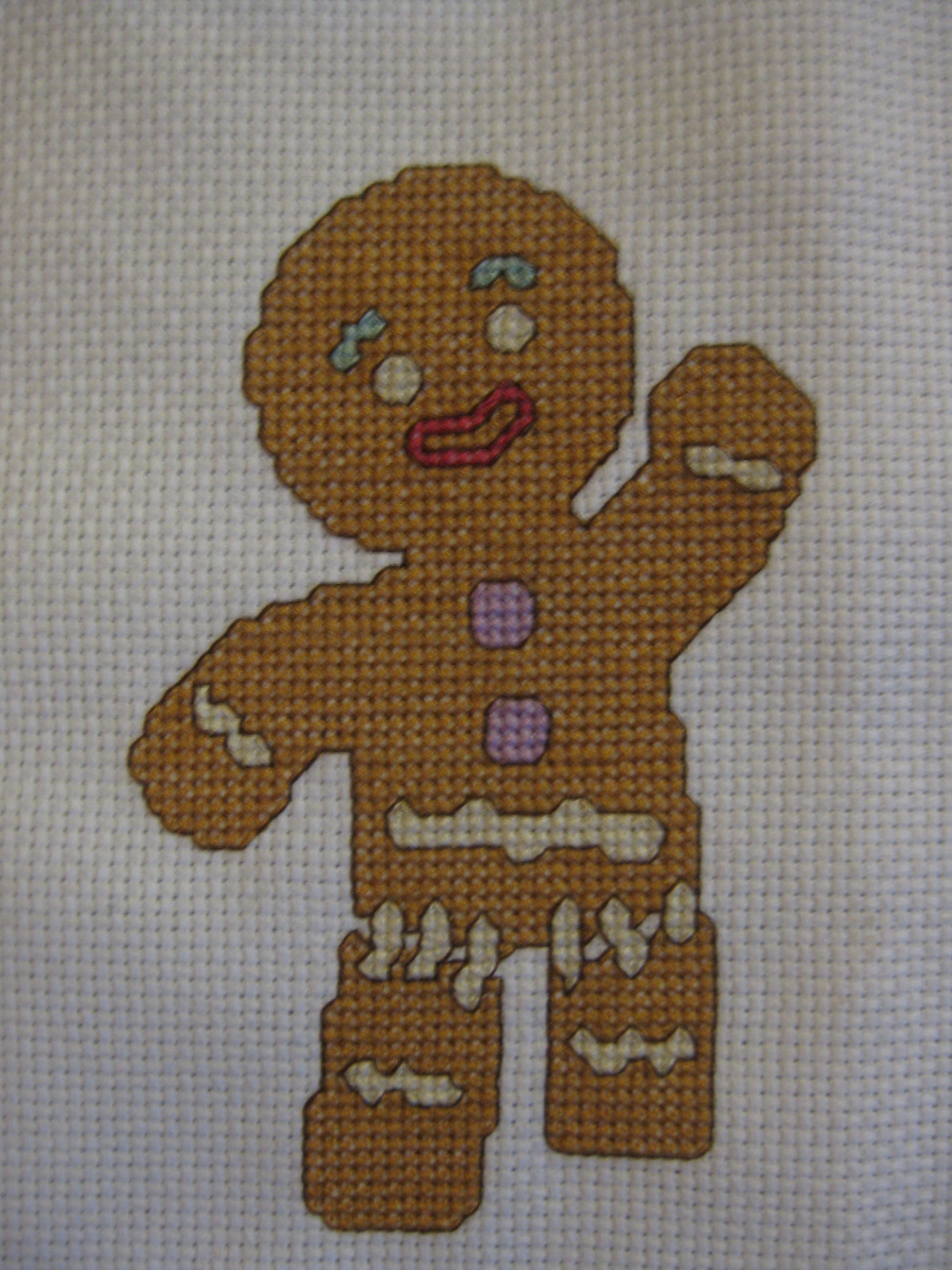 Gingerbread Men Patterns
