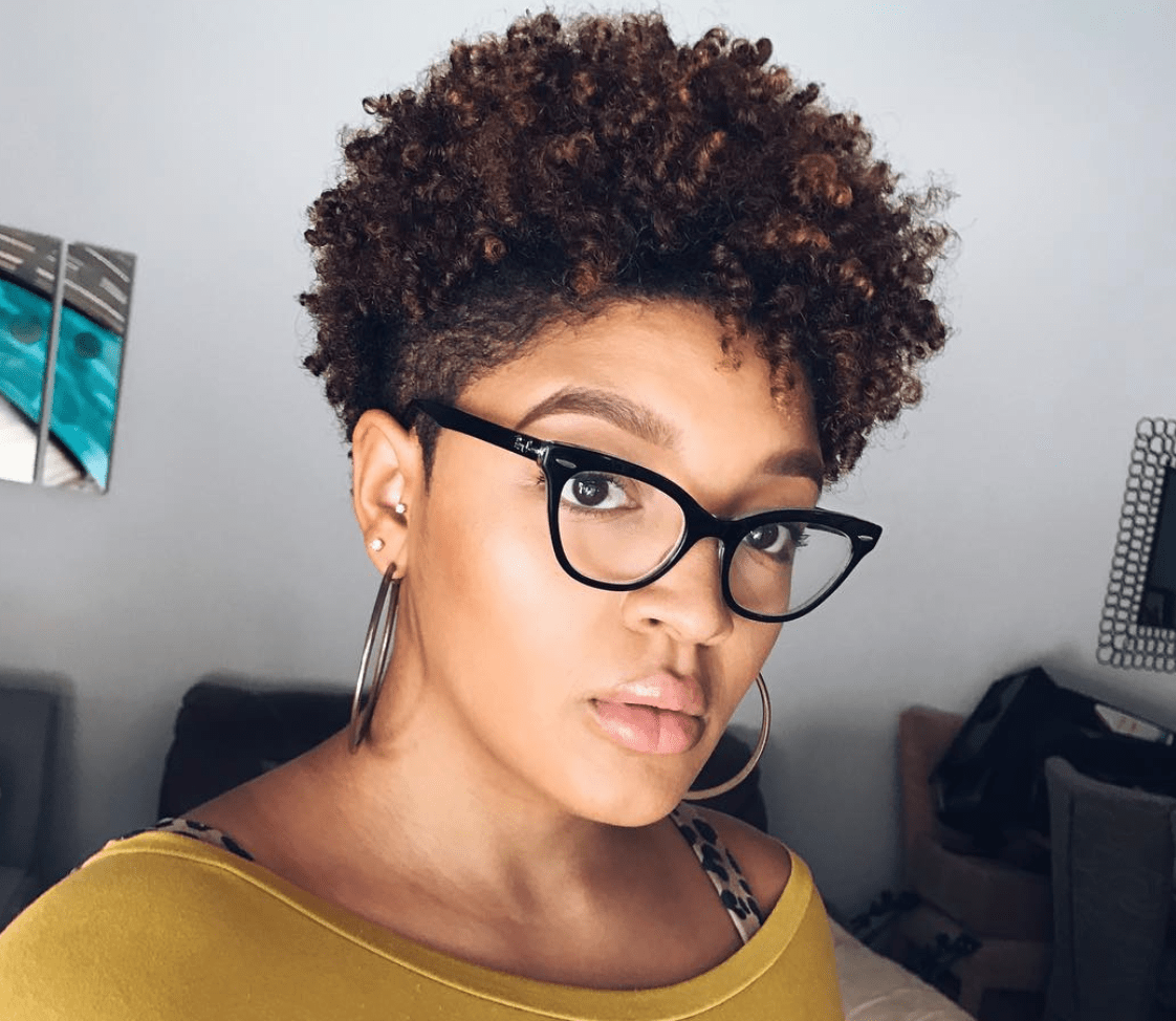 13 Pictures Of Tapered Cut Hairstyles According To Face Shape