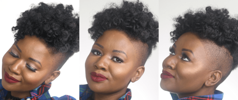 Now THIS Is How you Master the Blow-Dried Bantu Knot Out