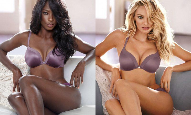 Deddeh Howard-black-model-recreates-fashion-campaigns-white-models-diversity-