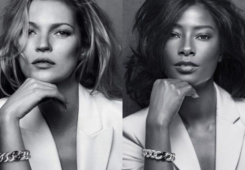 Deddeh Howard-black-model-recreates-fashion-campaigns-white-models-diversity-7