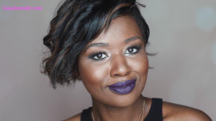 la-girl-matte-lip-paint-Black Currant