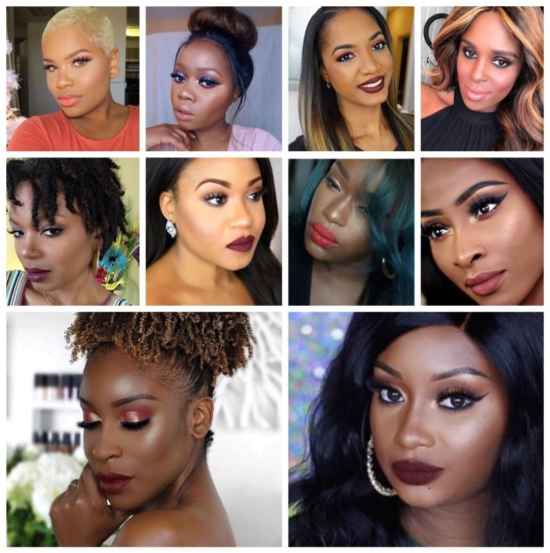 Best Black Beauty Gurus 2017