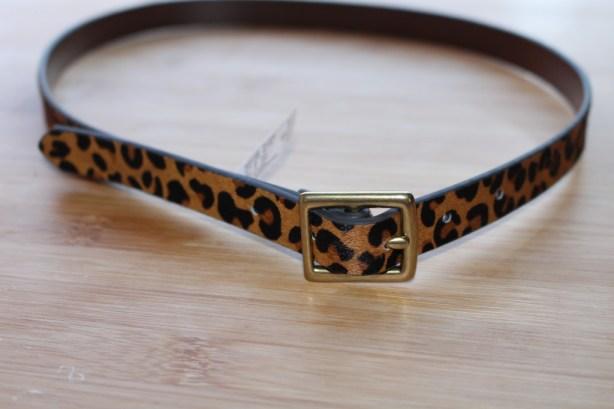Target-leopard-belt