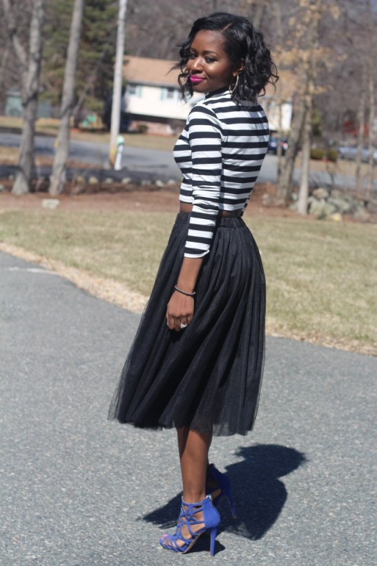 how-to-wear-tulle-skirt-blogger